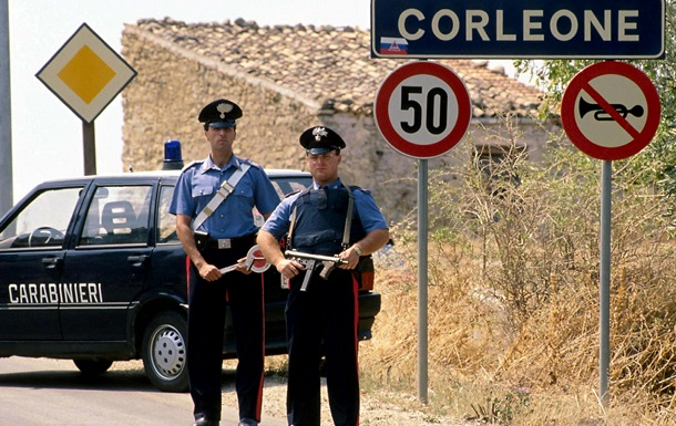 В Италии конфисковали имущество мафии на 13 млн евро