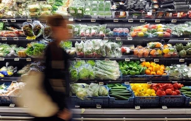 Украина в десятке поставщиков продуктов в Европу