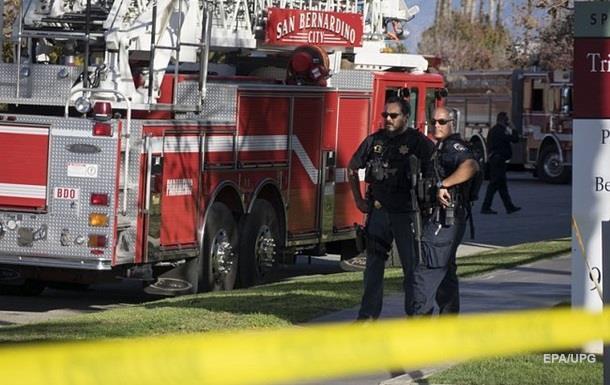 CNN : Устроившая стрельбу в Калифорнии присягала на верность ИГ