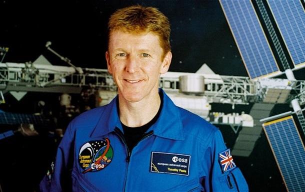 Британский астронавт пробежит марафон на борту МКС