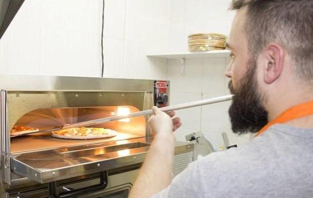 В Киеве ветераны АТО открыли пиццерию