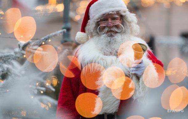 В Норвегии  похоронили  Санта-Клауса