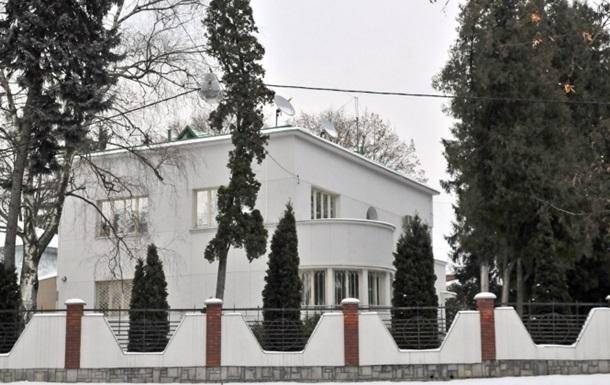 Во Львове продали президентскую резиденцию