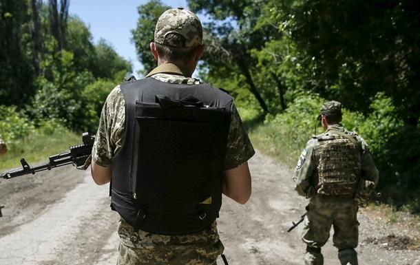 В Киеве боец АТО подорвал себя