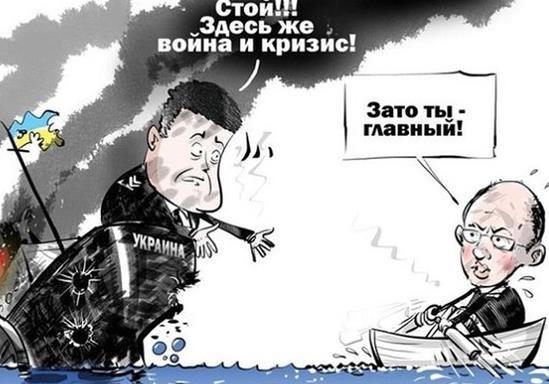 Украина без России: на пути к кризису и банкротству