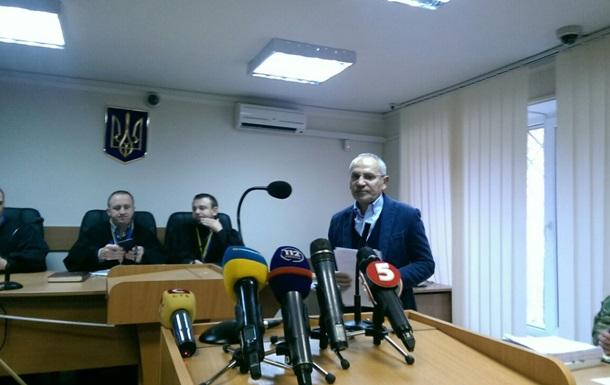 В суде над российскими ГРУшниками допросили Шустера