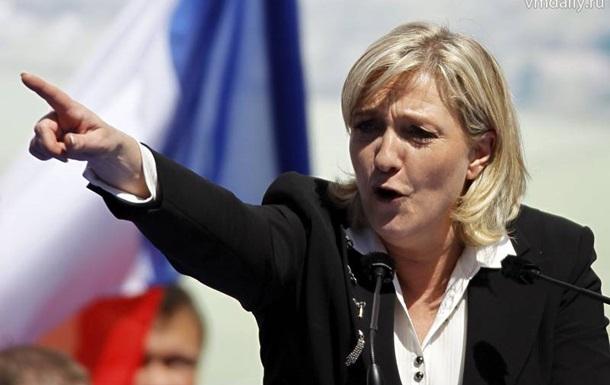 Перемога Ле Пен на радує політологів