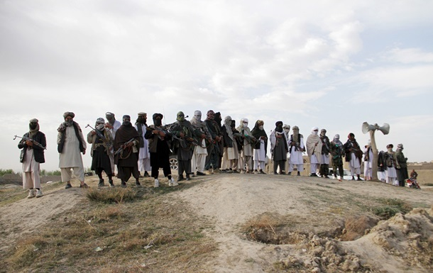 В Афганистане произошли столкновения между талибами