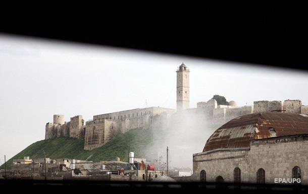 СМИ сообщают о ракетном обстреле Алеппо