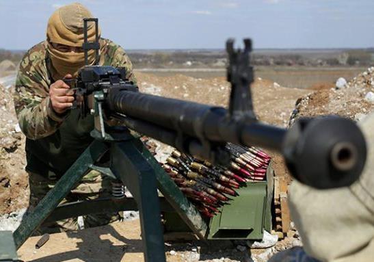 В Донбассе ожидается масштабное наступление?