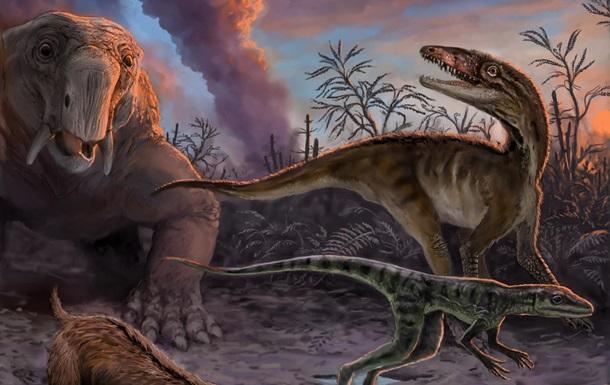Ученые назвали новое время появления динозавров