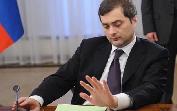 Сурков является персоной нон-грата в Украине - СБУ
