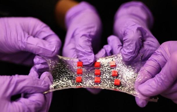 Ученые создали  умный  гель, заживляющий раны