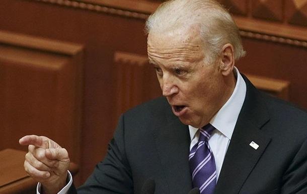 Corruption, кажете, mr Biden?