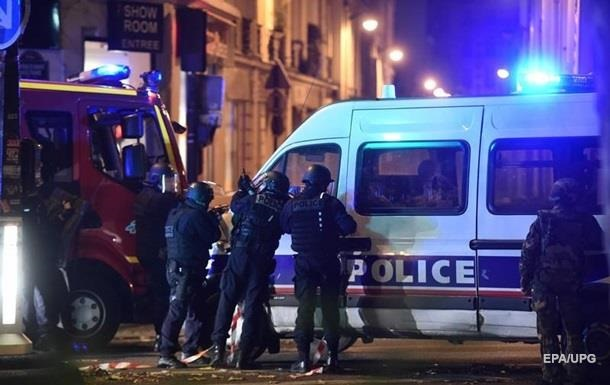 Названо имя третьего смертника в парижском Bataclan