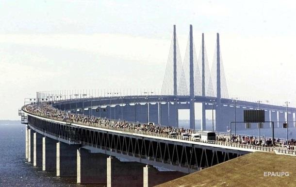 Швеция решила не перекрывать мост в Данию