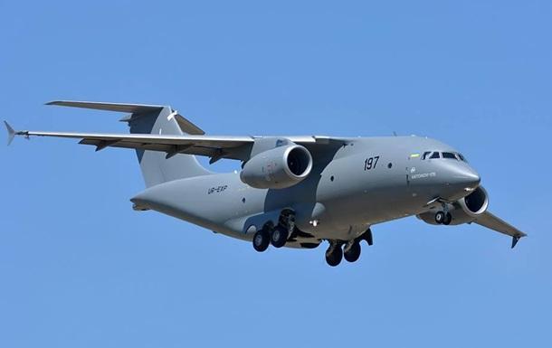 Новый самолет Антонова хотят назвать  Бандера