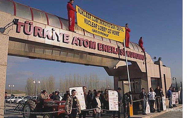 Россия остановила строительство АЭС в Турции – Reuters
