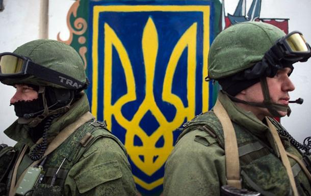 В бар Днепропетровска не пустили военных в форме