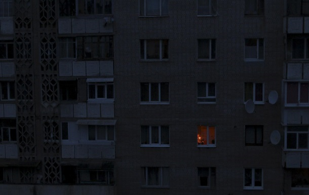 Часть Крыма снова осталась без света