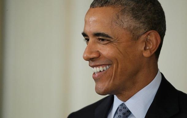 Обама назвал лучшие песню, сериал и фильм года