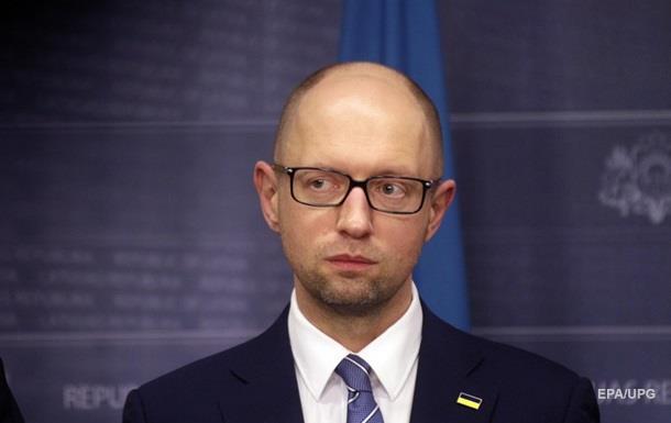 Кабмин назвал всех советников Яценюка