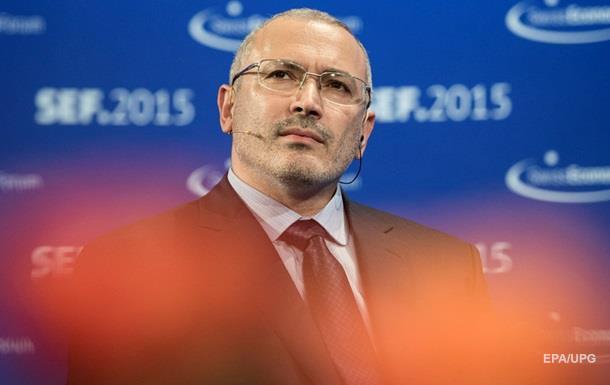 Высказывания Ходорковского о революции проверят на экстремизм