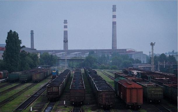 Россия возобновила поставки угля Украине