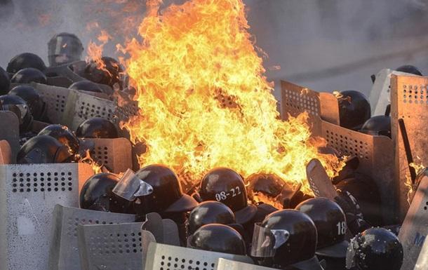 Майданная метла Киева
