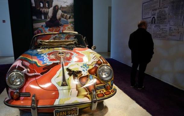 Porsche Дженис Джоплин ушел с молотка почти за два миллиона долларов