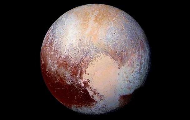 NASA показало фото таинственного района Плутона