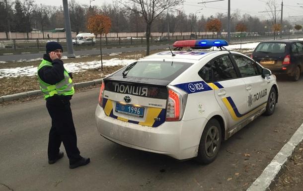 В Харькове полицейские сбили женщину - соцсети