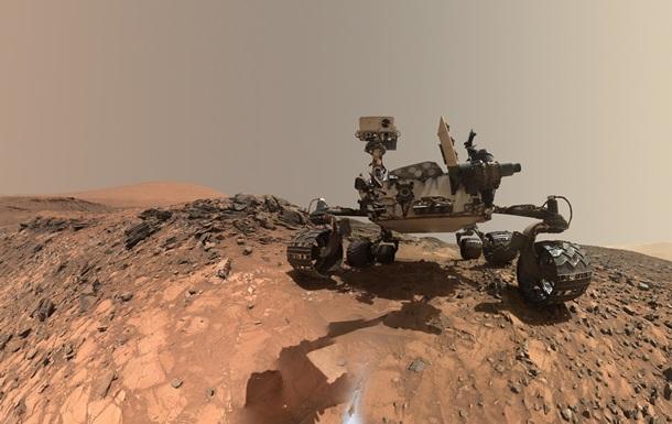 Curiosity передал новые фото пустоши Марса