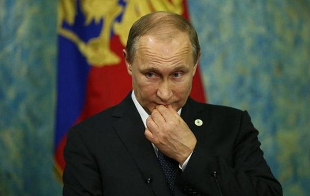 Путин: Россия помогает повстанцам в Сирии
