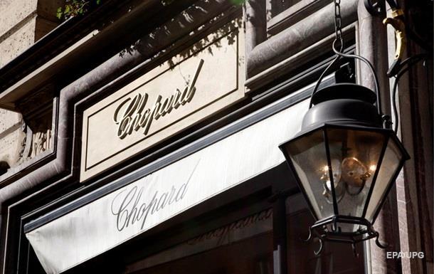 В центре Парижа ограбили ювелирный магазин