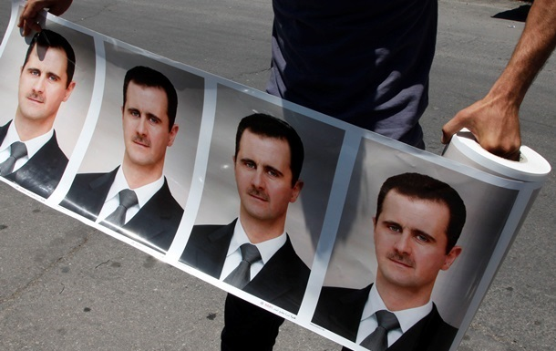 Асад не намерен покидать Сирию