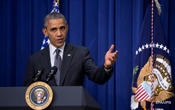 Обама продлил финансирование правительства до 16 декабря