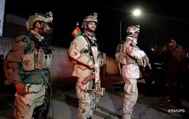 В Афганистане смертница взорвала себя и трех своих детей