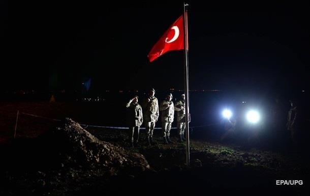 Ирак требует у Турции вывести войска