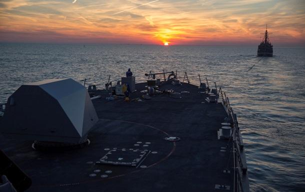 Новый корабль ВМС США сломался в открытом море