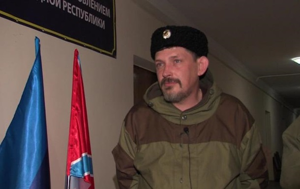 В ЛНР убит лидер местных казаков Дремов