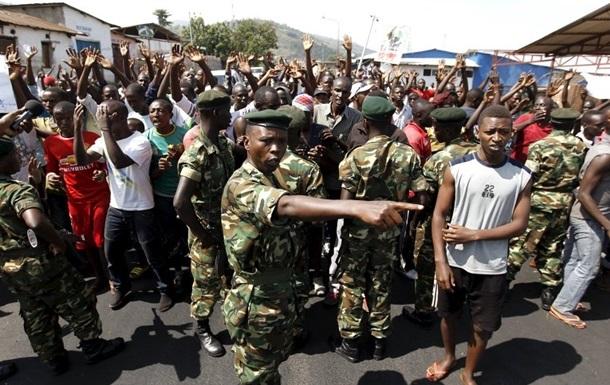 СМИ: 87 человек убиты при нападении на военные базы в столице Бурунди