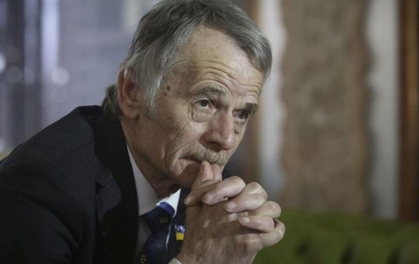 Джемилев назвал условия поставок света в Крым