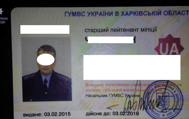Во Львове пьяный правоохранитель плевал и бросался на патрульных