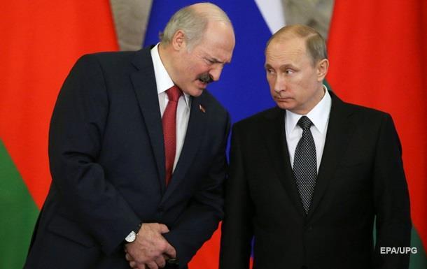 Лукашенко едет с официальным визитом к Путину