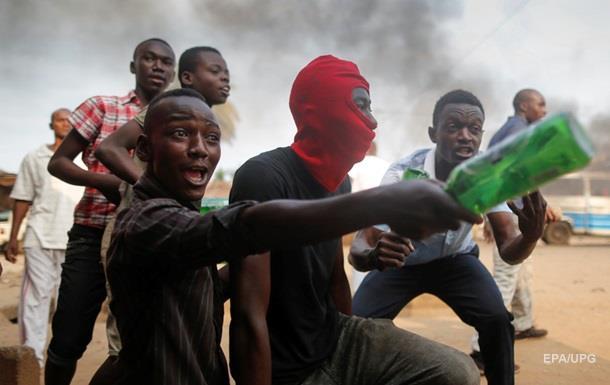 Госдеп советует американцам уехать из Бурунди