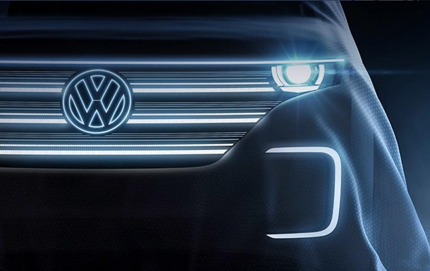 электровэн Volkswagen