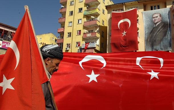 Турция: Россия поставила себя в нелепое положение