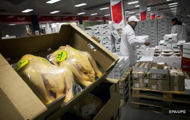 Москва заявляет об отмене санкций ЕС на поставку мяса птицы