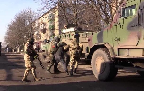 «Зачистка» Украины